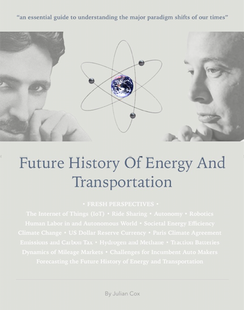second The Future History of Energy and Transportation (Book) image